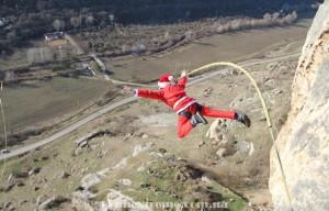 Новогодние прыжки в Качи Кальоне