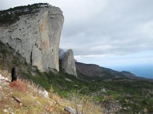 Шаан-Кая Rope-jumping