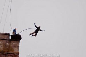Rope-jumping в Кривом Рогу