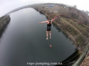 Прыжки в Запорожье